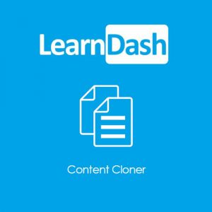 WordPress LearnDash Content Cloner Addon 1.2.9.1