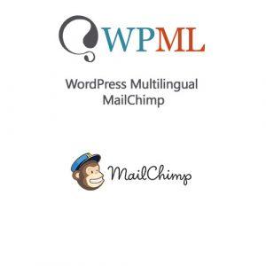 WPML WordPress Multilingual MailChimp 0.0.3