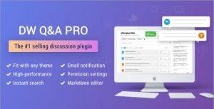 DW Question & Answer Pro – WordPress Plugin 1.2.4